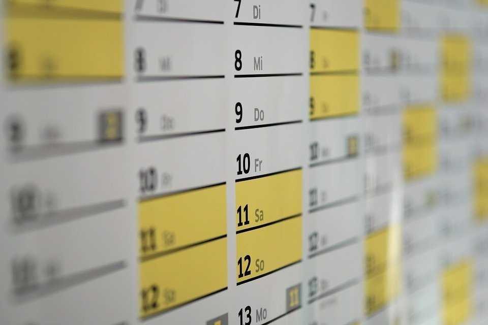 Earlier Effective Dates