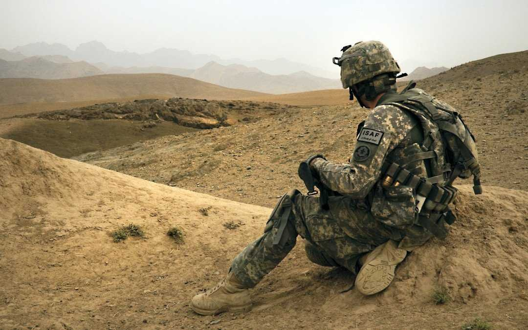 """""""Afghanistan War Syndrome"""" Does Not Exist, Says VA"""