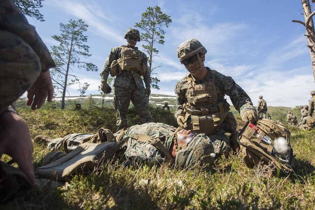 VA Disability Benefits for Corpsman and Medics