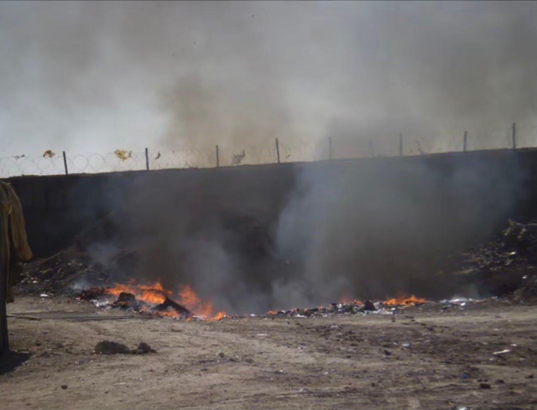 Military Burn Pits: A New Health Epidemic