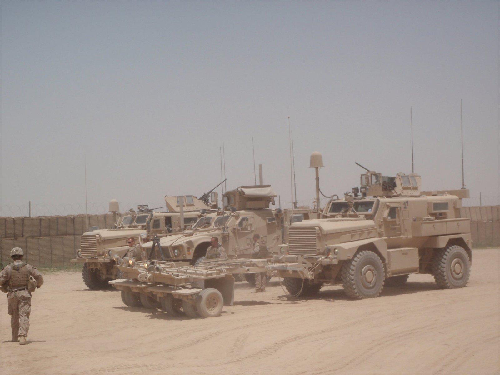 Iraq War Exposure Attorneys